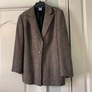 16w Austin Reed wool blend blazer